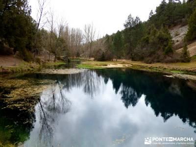 La Fuentona y el Sabinar de Calatañazor; El agua de la vida nos refleja;club senderismo madrid gent